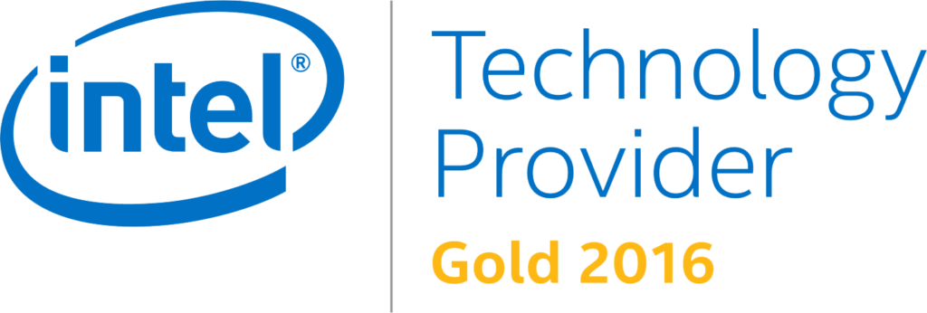 Intel Technology Provider - Gold 2016