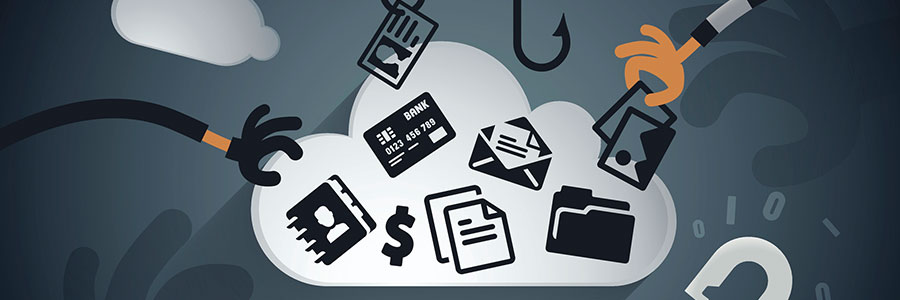 Cloud icons and security