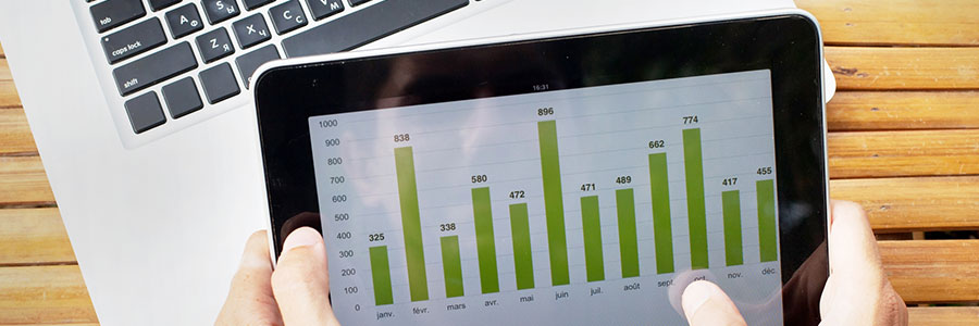 Graph on a Tablet